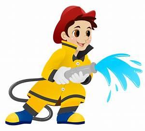 Free to Use & Public Domain Fireman Clip Art