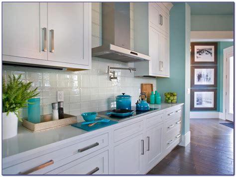 Houzz Kitchen Glass Tile Backsplash  Tiles  Home Design