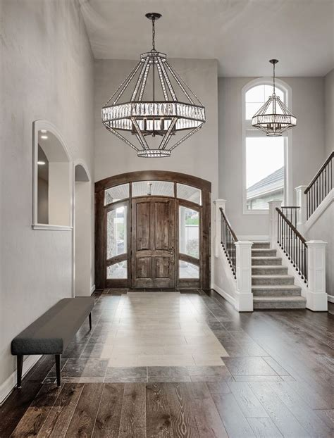 entryway chandeliers best 25 2017 decor trends ideas on color