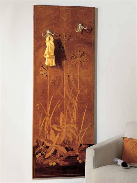 porte manteau en bois mural porte manteau by carpanelli classic