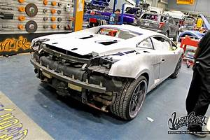 West Coast Customs Built: Chris Brown's Gallardo ...