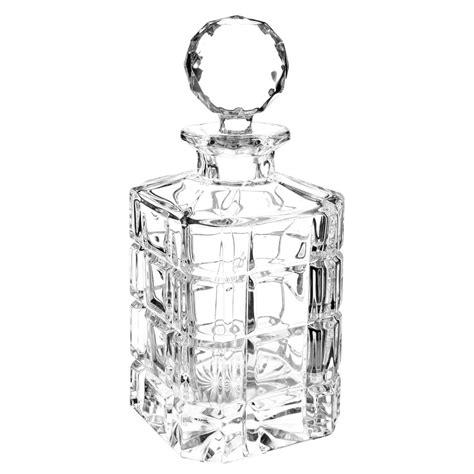 chambre boheme carafe à whisky en cristal times square maisons du monde