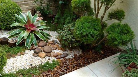Jardim Em Pequeno EspaÇo Aos Fundos Da Residencia Youtube