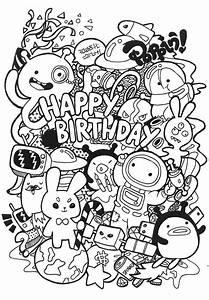 Birthday Doodle by PoppinCustomArt.deviantart.com on ...