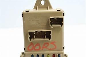 Gc8 Interior Fuse Box