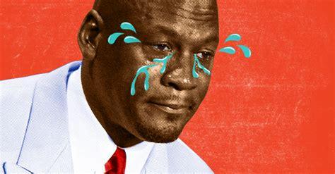 Jordan Crying Meme - pin crying meme guy on pinterest