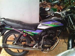Spesifikasi Honda Gl Pro Black Engine  U2013 Si Hitam Powerfull
