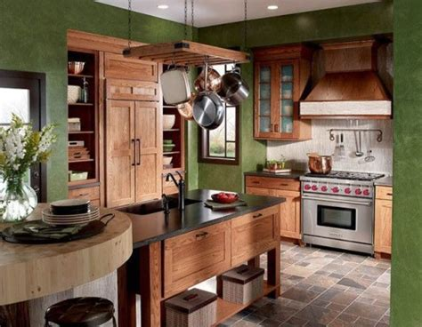 green paint colors for kitchen kitchen paint colors 10 handsome hues to consider 6945
