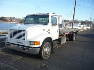 Used 2000 International 4700 Rollback Tow Truck For Sale