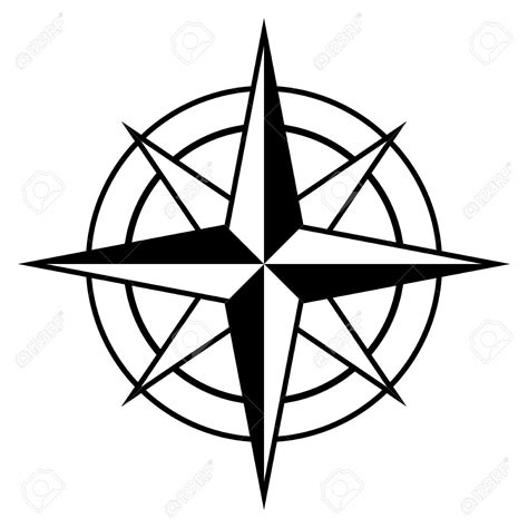 compass clipart free best compass clipart on