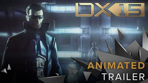 Deus Ex Animated Wallpaper - deus ex 15th anniversary animated trailer