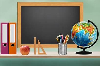 Classroom Illustration Teacher Domain Teachers Education Schools