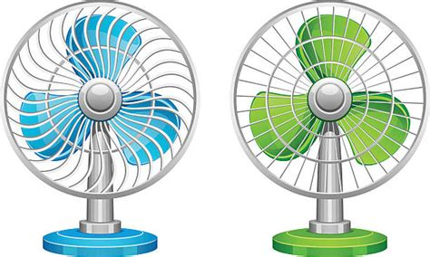 Fan Clipart Royalty Free Electric Fan Clip Vector Images