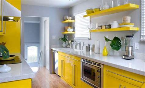 cuisine gris jaune organisation deco cuisine gris et jaune deco cuisine