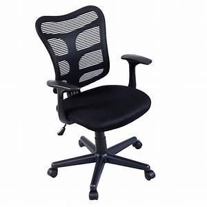 Modern Ergonomic Mid-Back Executive Computer Desk Task ...  Ergonomic