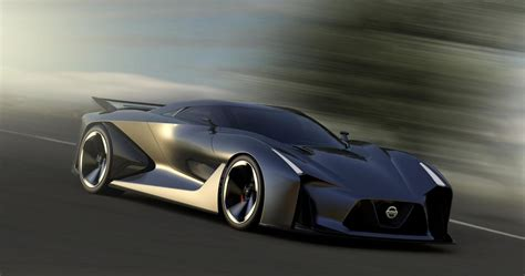 nissan supercar concept 2018 gt r are going to be innovative hybrid supercar with