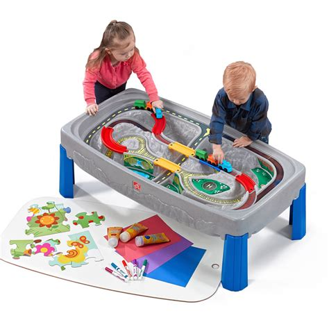 deluxe canyon road table kids pretend play step2