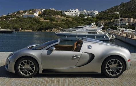 Drop Top Bugatti by Bugatti Veyron 300th Car Just Been Sold