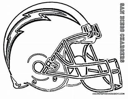 Coloring Pages Sports Teams Sport Printable Getcolorings