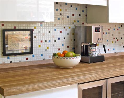 colorful kitchen backsplashes mosaic tile ideas for kitchen and bathroom