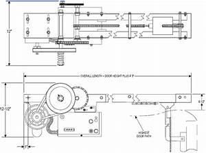 Power Master Overhead Door Operator T Model