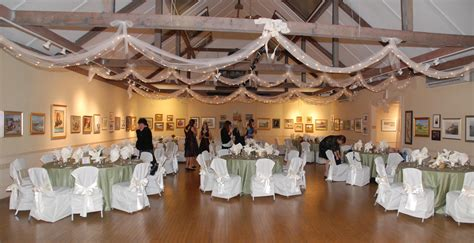 how to decorate wedding reception hall with tulle billingsblessingbags org