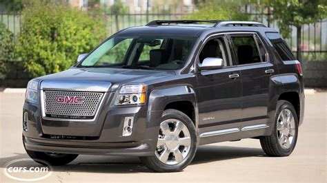 2013 gmc terrain denali video