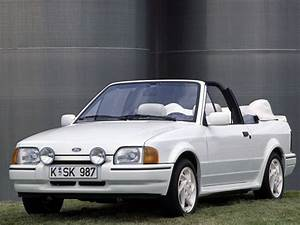 Ford Escort Xr3i : ford escort xr3i cabriolet loaned whilst classic being ~ Melissatoandfro.com Idées de Décoration