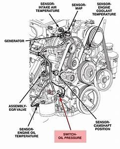 Speed Sensors For 5 7 L Chrysler 300c Hemi Schematic