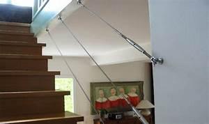 Vente de Garde corps en câbles inox