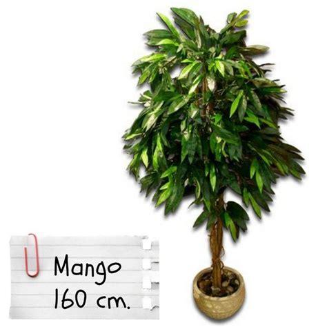 piante da arredo interno piante finte artificiali da arredo interno mango 160 cm
