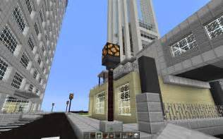 Minecraft Redstone Lamps by Street Light With Hopper Minecraft