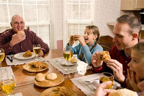 sunday family meals something isn t right here creepy