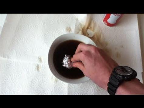 wie kann ich rost entfernen wie kann ich rost entfernen mit cola und aluminium
