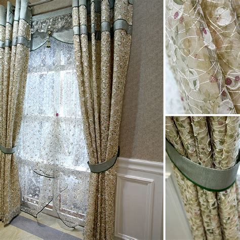 Unique Curtains by Unique Curtains And Drapes With Decorative Patterns
