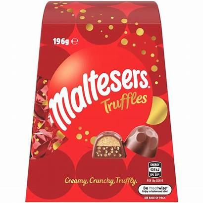 Maltesers Woolworths Truffles Chocolate Gift 196g Chocolates