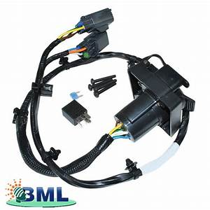 Land Rover Evoque Tow Bar Wiring Kit Genuine Vplht0062 For