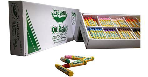 Crayola Oil Pastels 336ct Classpack