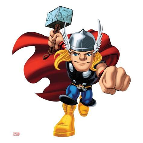 thor superhero logo
