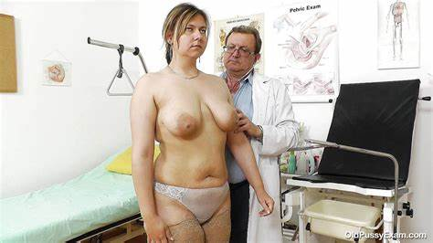 Cameltoe Exam By An Old Doc