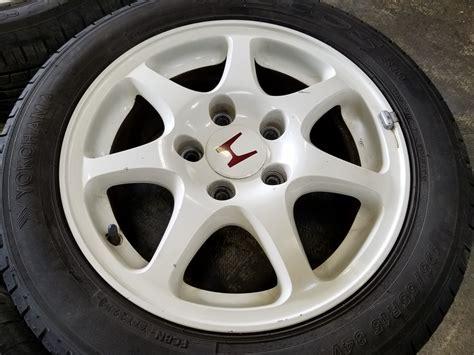 Ek9 Jdm Honda Civic Type-r Wheels Ek9 Ctr Rims 5×114.3