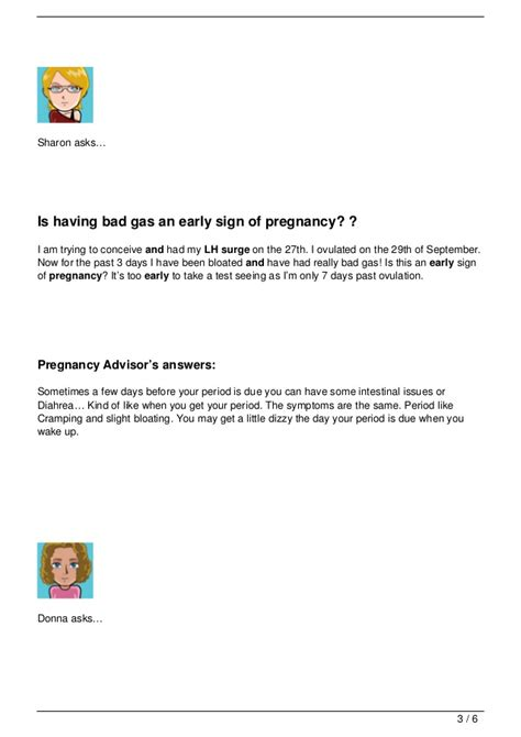 lh surge early pregnancy infection yeast