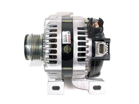 volvo alternator  amp