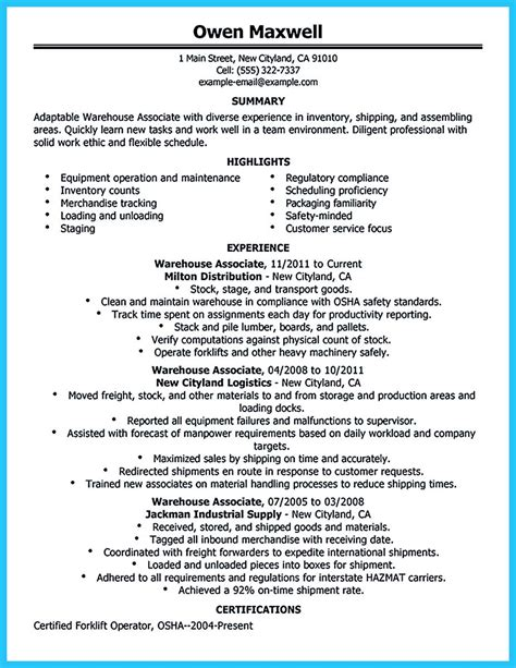 Assembly Line Technician Resume by Professional Assembly Line Worker Resume To Make You Stand Out
