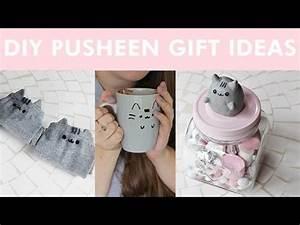 DIY Pusheen Gift Ideas LDP YouTube