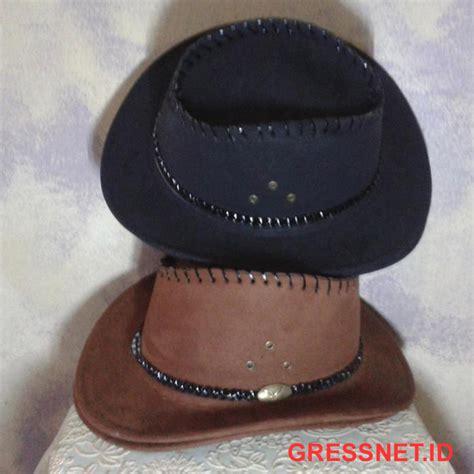 topi koboi keren topi koboi pria dan wanita keren harga murah gressnet id
