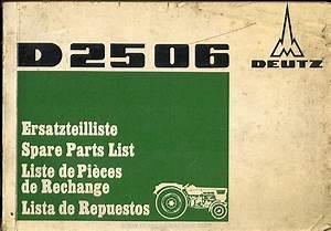 Catalogue Pieces De Rechange Renault Pdf : catalogue pi ces rechange deutz d 2506 ~ Medecine-chirurgie-esthetiques.com Avis de Voitures