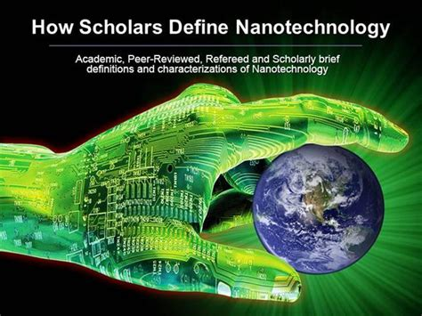 scholars define nanotechnology authorstream
