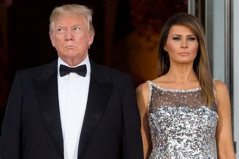If Melania Trump publicly recognized Donald Trump's birthday, it was with chilly silence | Metro US