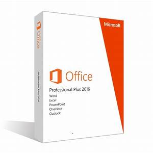 Microsoft Office 2016 Professional Plus CD Key Global